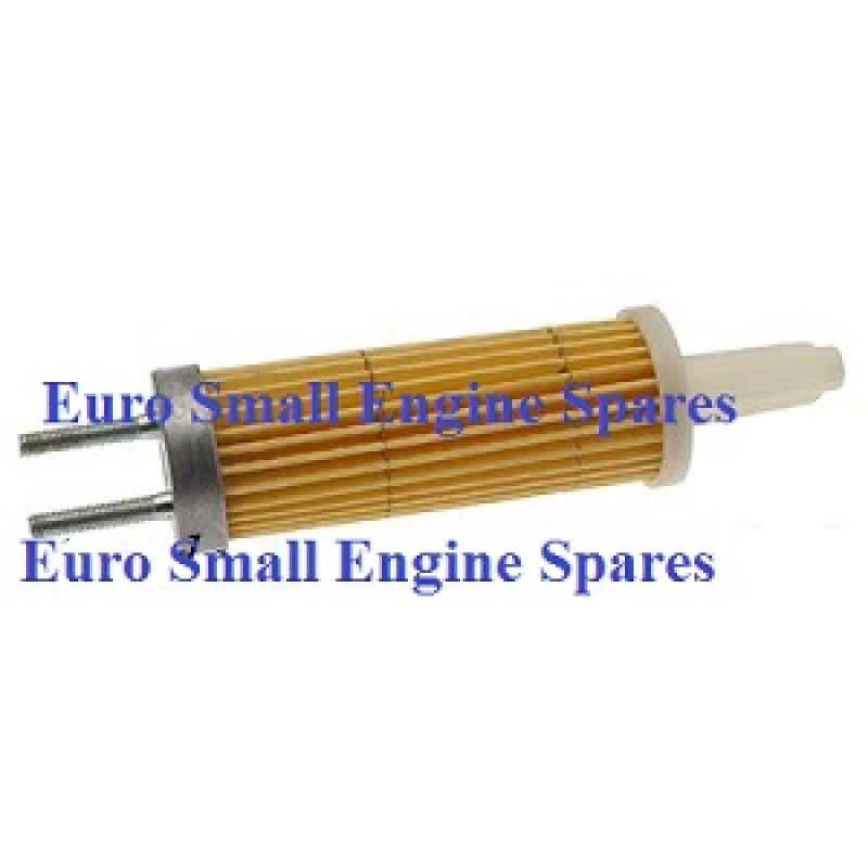 Small Engine Fuel Filter Installation - Technical Diagrams on